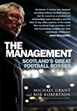 Scottish Football Managers, Robertson, Rob and Grant, Michael, 1841588199