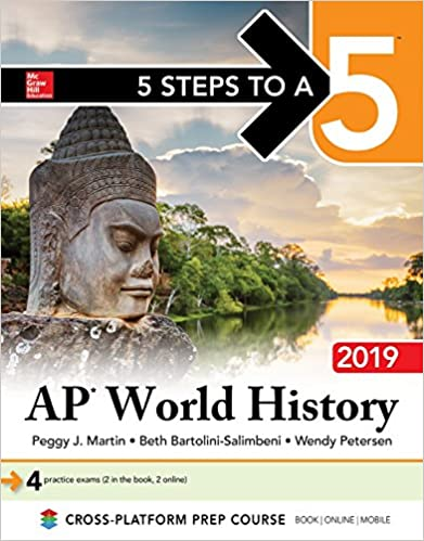 Amazon com: 5 Steps to a 5: AP World History 2019