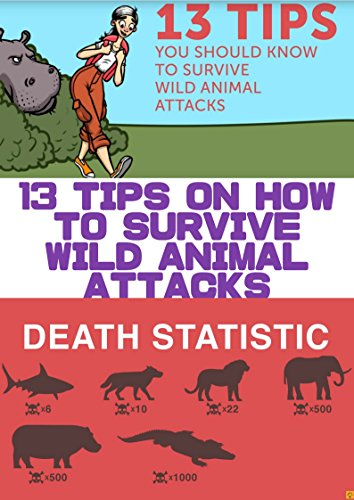 13 Tips on How to Survive Wild Animal Attacks: How to survive bear or shark attack? What should you do if you are bitten by a snake? We've gathered 13 ... that will save your life if you do meet