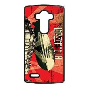 LED ZEPPELIN 08 a la mejor funda LG caja del teléfono celular G4 funda cubre negro