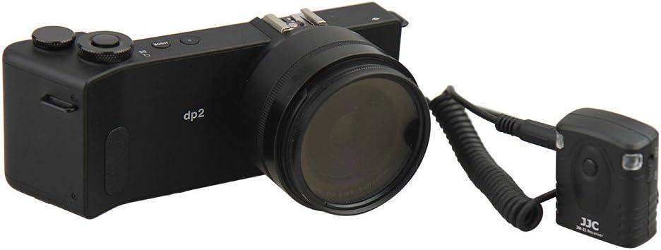 Jjc jm-i2 radio-disparador a distancia para Sigma dp1 Quattro dp2 Quattro dp3 Quattro cr-31