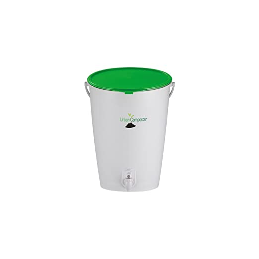 Compostador para cocina Urban composter Graf: Amazon.es: Jardín