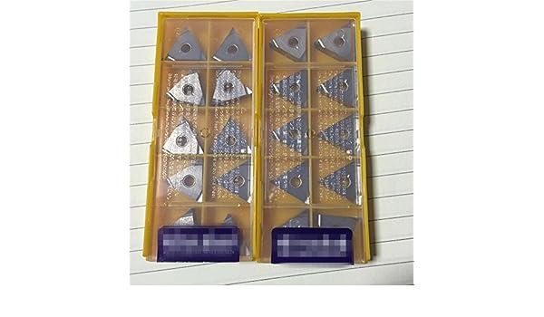10Pcs Gaobey TNGG330.5RF NX2525 TNGG160402R-F NX2525 New Cermet Insertsing 1pack