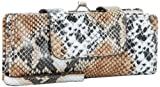 Hobo  Nancy VI-3932GLAM Wallet,Glamour Snake,One Size, Bags Central