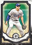 2018 Topps Museum Collection Baseball #16 Corey Seager Los Angeles Dodgers