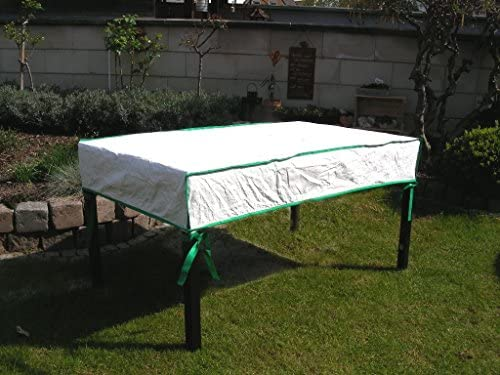 Table de jardin rectangulaire Housse Exclusive en Tyvek ...