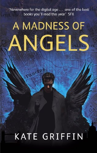 A Madness Of Angels: A Matthew Swift Novel by [Griffin, Kate]