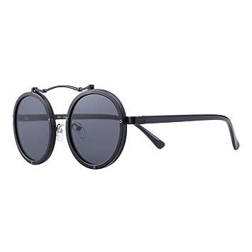 Sunny Honey Gafas de Sol polarizadas Marco Redondo ...