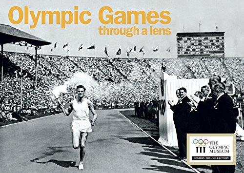 - Time Out Olympic Games Through a Lens Postcard Book