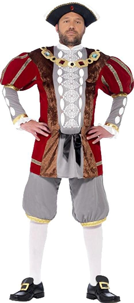 Ragazze Smiffys Tudor Medievale Ragazza Costume