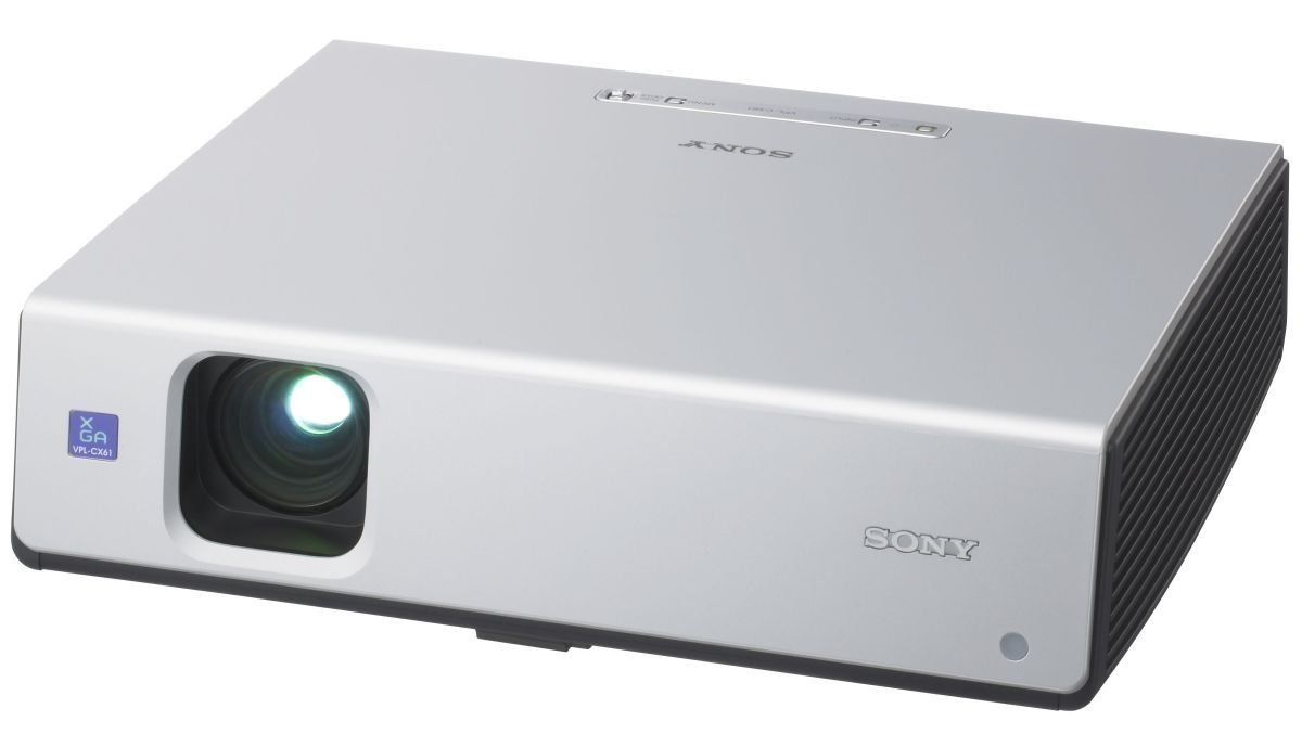 Sony Compact Projector Video - Proyector (2500 lúmenes ANSI, LCD ...