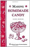 Making Homemade Candy, Glenn Andrews, 0882665685