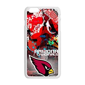 Happy Airzonr Cradinals Cell Phone Case for Iphone 6 Plus