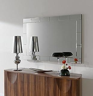 dugarhome espejos modernos cristal rectangular ibergada