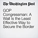 GOP Congressman: A Wall Is the Least Effective Way to Secure the Border | Will Hurd
