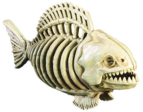Forum Novelties Skeleton Fish Halloween Decoration -