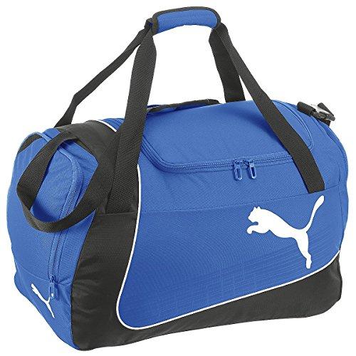 PUMA Sporttasche evoPOWER Medium Bag, team power blue/black/white, 63 x 26 x 0.5 cm, 54 liter, 073878 02