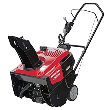 Honda Power Equipment HS720AA 20 187cc Single-Stage Snow Blower with Dual Chute Control