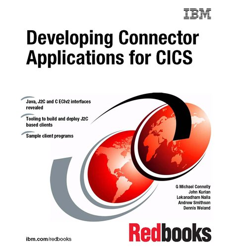 Developing Connector Applications for CICS