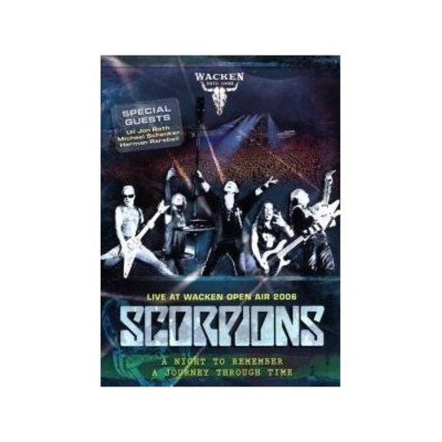 Scorpions: Live at Wacken Open Air 2006 by Sony Bmg Europe