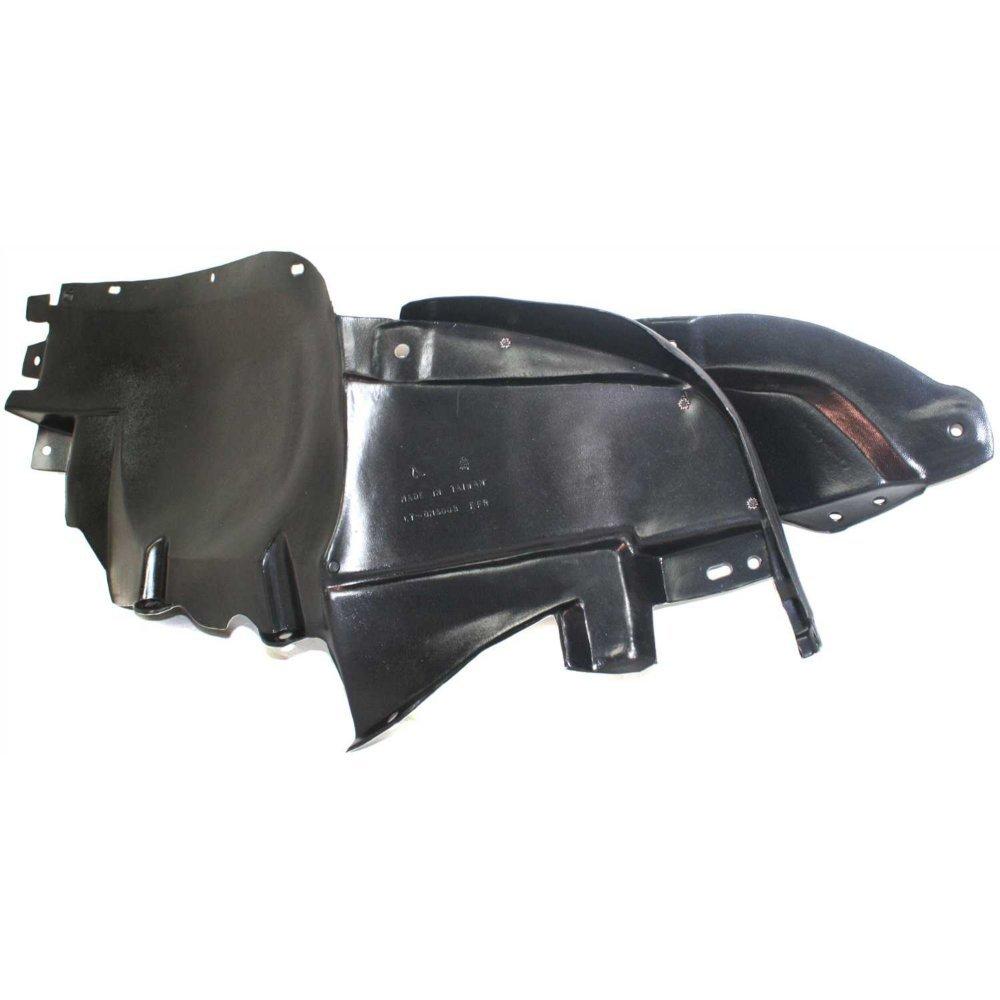Splash Shield Front Right Side Fender Liner Plastic Front Section for ALERO 99-04