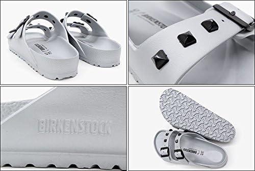 サンダル メンズ アリゾナ EVA Studded Silver