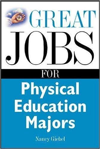 Great Jobs for Physical Education Majors: Nancy Giebel
