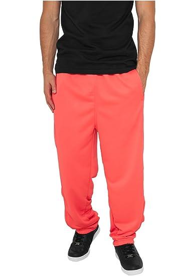 Urban Classics Neon Pantalon Sweat Orange  Amazon.fr  Vêtements et  accessoires 57473f892e2f