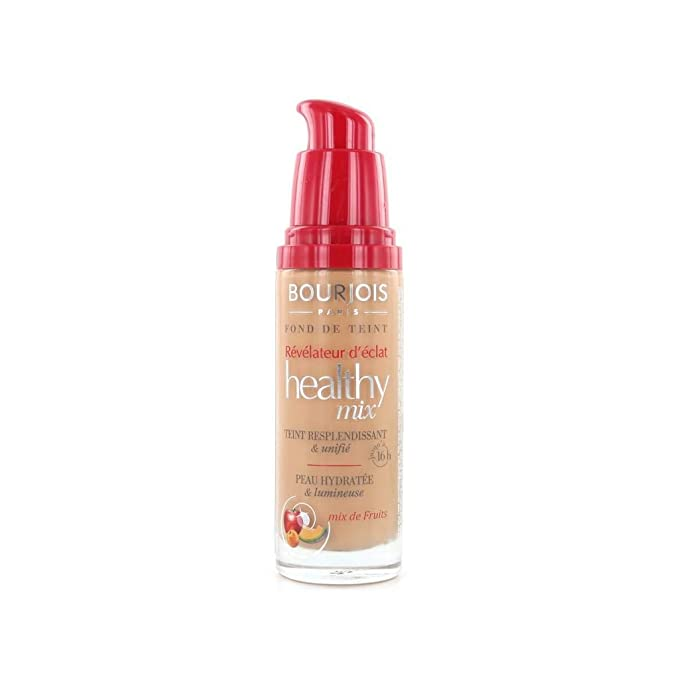 Bourjois Radiance Reveal Healthy Mix Foundation Bronze Beauty