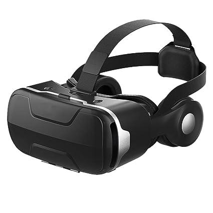 Casco de realidad virtual Gafas VR, 3D, Gafas 3D montadas en la Cabeza,