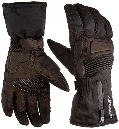 (Joe Rocket Ballistic Fusion Men's Riding Glove (Black, Large) )