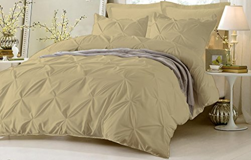 Cheap  Luxurious and Hypoallergenic 100% Egyptian Cotton 300 Thread Count 1 Piece Pinch..