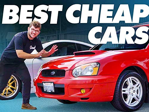 The Best Cars You Can Buy For Under 10,000 Dollars (Best Looking Honda Civic)