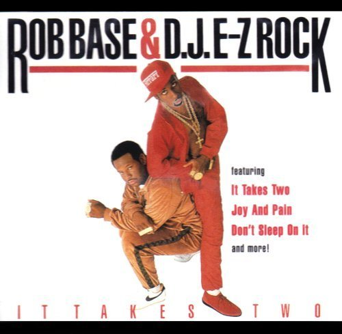 Rob Base And DJ E-Z Rock-It Takes Two-REISSUE-CD-FLAC-2000-FrB Download