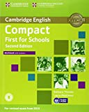 Compact First for Schools - Second edition. Workbook with answers with Audio CD