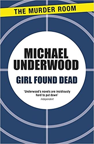 Girl Found Dead (Simon Manton)