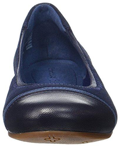 Femme Ballerines Timberland 484 navy Bleu Millbury qP88UBn4