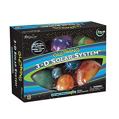 University Games 3-D Solar System: Toys & Games