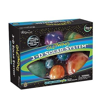 University Games 3-D Solar System: Toys & Games [5Bkhe0302162]