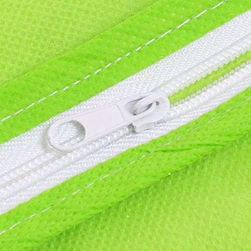 Dress Protector 56 87cm Suit x Clothing Green Home Garment uxcell Care Cover Hanging Bag Zippered Dustproof wnq4I4F6Y