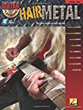 Hair Metal: Guitar Play-Along Volume 35