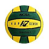 KAP7 Size 4 HydroGrip Water Polo Ball (Yellow/Green)