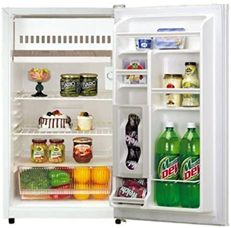 Amazon.com: 4.4 cu. ft. Compact Refrigerator: Appliances