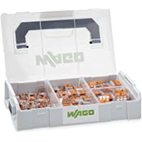**Official & Genuine** WAGO 887-959 L-BOXX® Mini - 4mm² & 6mm² 221 Series Connectors in Sortimo Carry Case (100) 221-412…