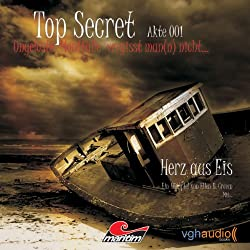 Herz aus Eis (Top Secret, Akte 001)