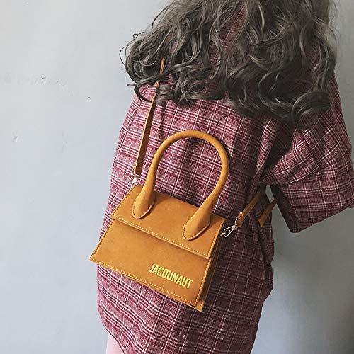 Mujer Mini Crossbody Scrub Bag Bolso Wm nwZEYY