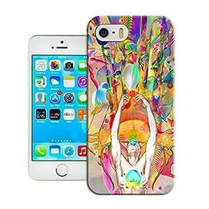 LarryToliver Customizable Illustration art Hard Back Shell Case Cover Skin for iphone 5C Cases - Customizable Illustration art