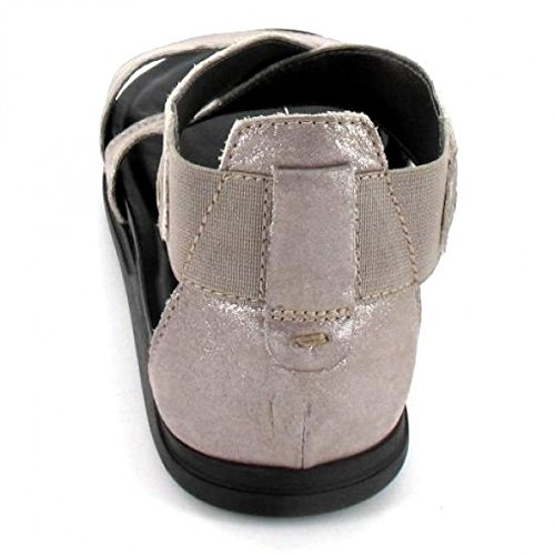 Aerosoles Sandalette , Farbe: grau