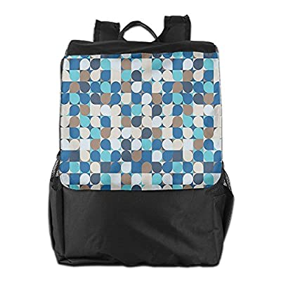 dfbbf67992dc Newfood Ss Circles In Squares Mosaic Pattern Pastel Colors Modern ...