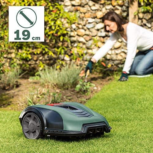 Tondeuse robot Bosch - Indego M 700 (18 V, Jusqu'à 700 m², Largeur de coupe 19 cm) - Home Robots